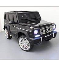 Детский электромобиль  джип Mercedes G65 VIP 3567EBLR-2, мягкие EVA колеса