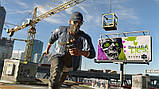 Диск Watch Dogs 2 (Blu-ray, Russian version) для PS4, фото 3