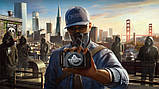 Диск Watch Dogs 2 (Blu-ray, Russian version) для PS4, фото 4