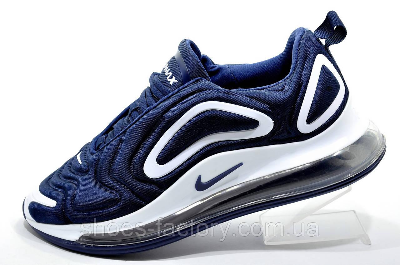 Мужские кроссовки в стиле Nike Air Max 720, White\Blue