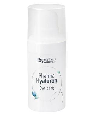 Крем-уход для кожи вокруг глаз Pharma Hyaluron Eye Care 15 мл Pharmatheiss Cosmetics
