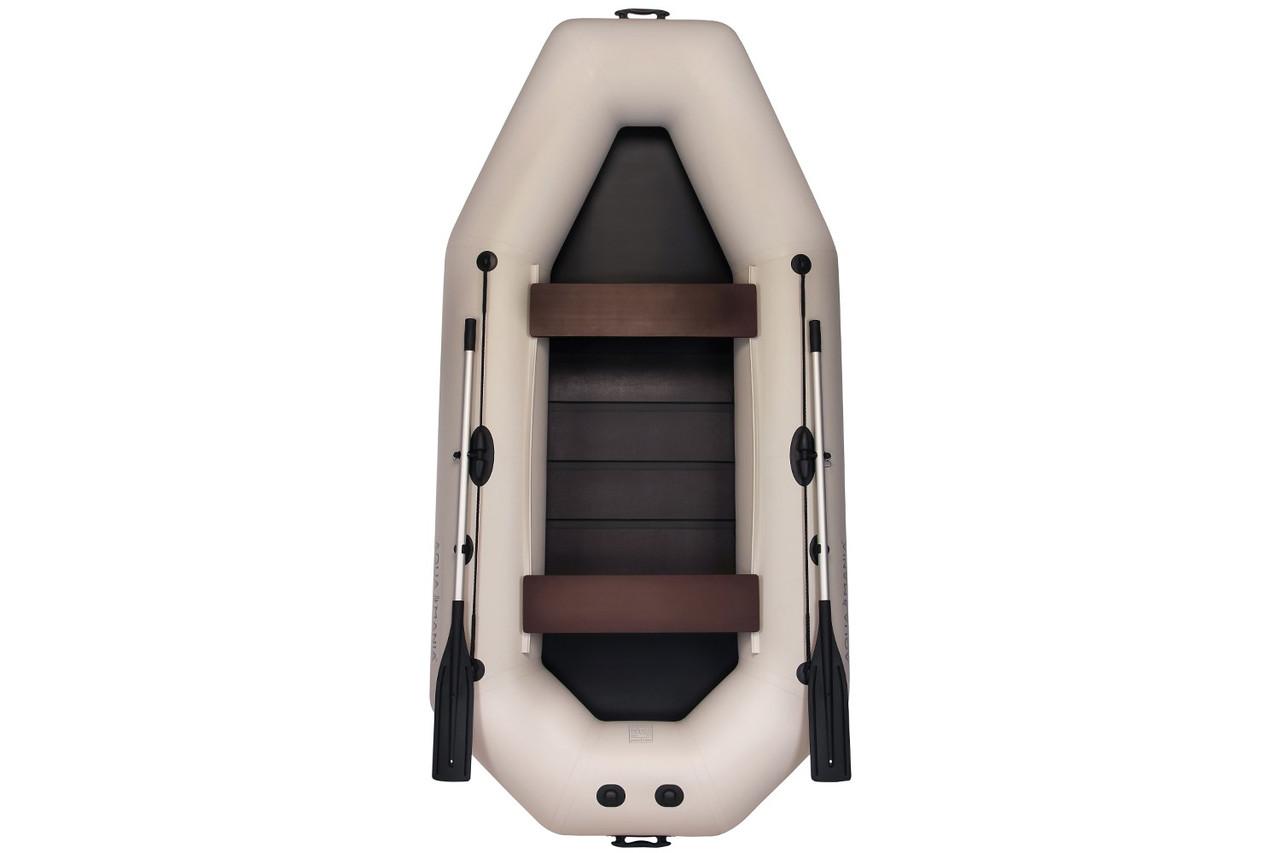 Надувная лодка Аква Мания А-300T Двухместная