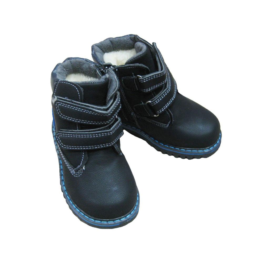 d90a64c5d Ботинки зимние Jong Golf для мальчика на липучках (р.23) в магазине ...