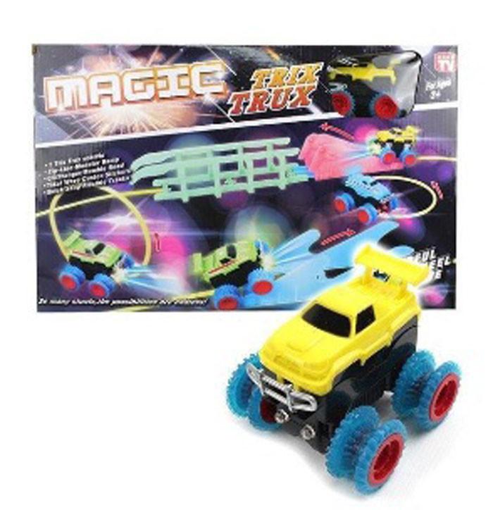 Трасса монстр-траки Magic Trix Trux XL110 | 1 машинка