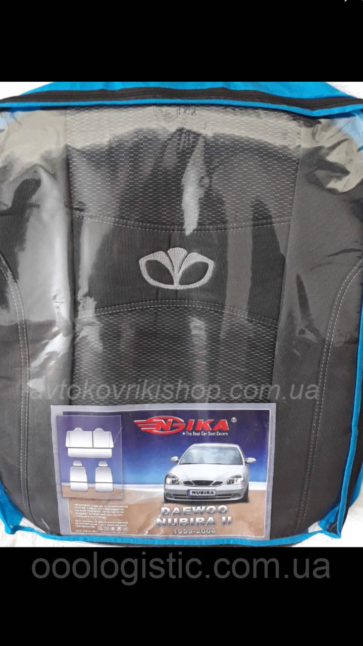 Авточехлы Daewoo Nubira II 1999-2008 Nika, фото 1