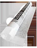 Полистирольная подложка Солид 3 мм (10 кв.м.) на теплый пол с пароизоляцией Professional Series