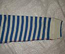 Кофта хлопковая с капюшоном в полоску (QuadriFoglio, Польша), фото 3