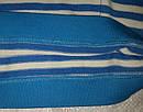 Кофта хлопковая с капюшоном в полоску (QuadriFoglio, Польша), фото 4