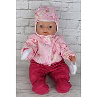 """Комплект """"Карамелька"""" - одежда и обувь для кукол типа Baby Born"""