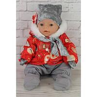 """Одежда для пупса Baby Born - Комплект """"Новогодний"""""""