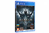 Diablo III: Reaper of the Souls. Ultimate Evil Edition (Blu-ray, Russian version) для PS4, фото 2