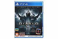 Diablo III: Reaper of the Souls. Ultimate Evil Edition (Blu-ray, Russian version) для PS4
