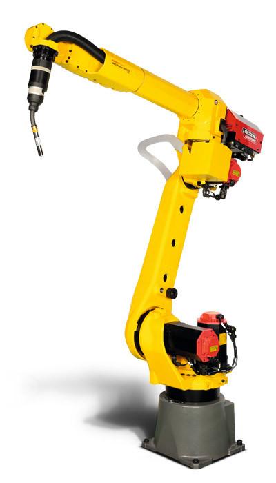 Робот для дугового зварювання Fanuc ARC Mate 120iC