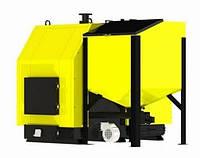 Пеллетно-дровяной промышленный котел KRONAS PROM COMBI 250 кВт с автоматической подачей топлива и горелкой