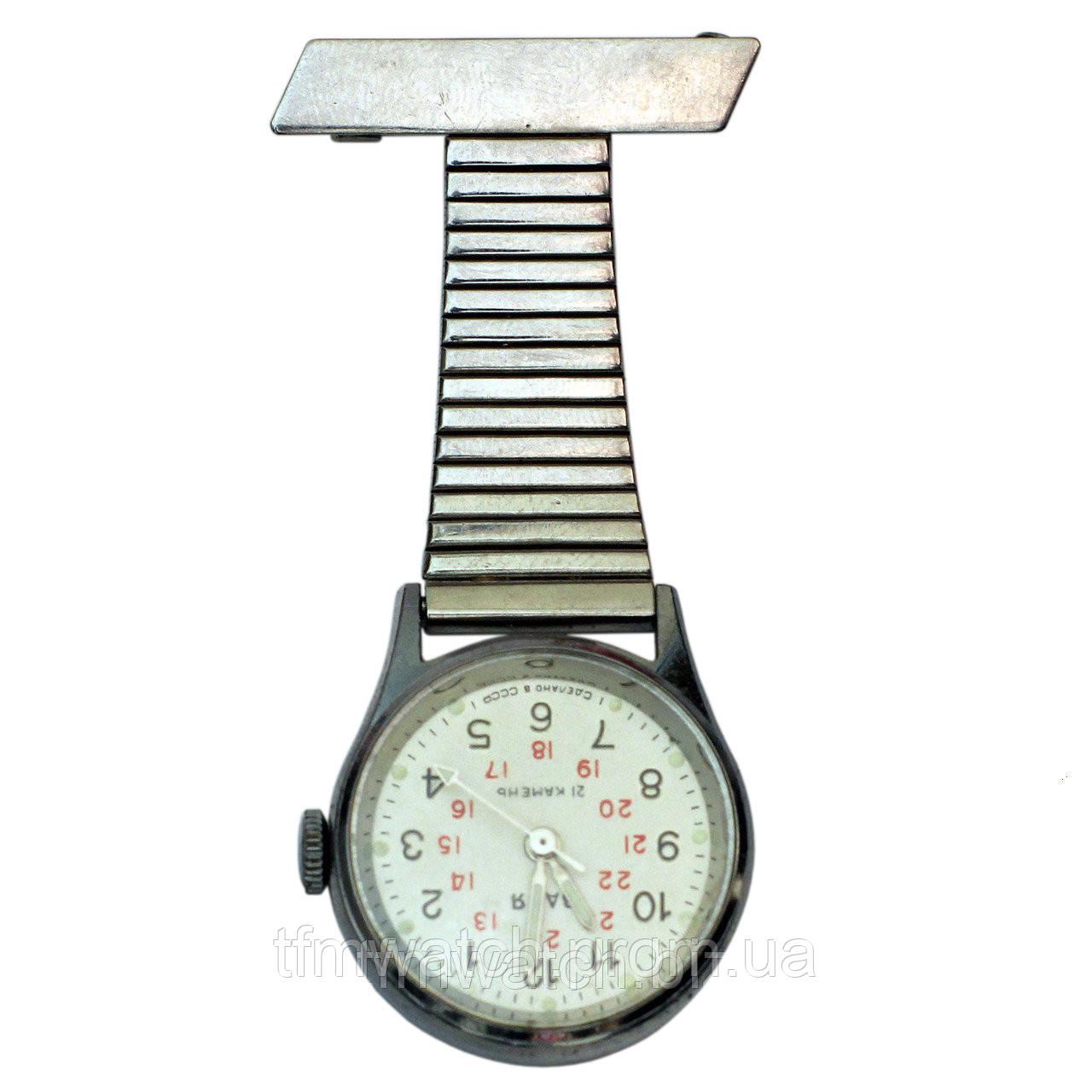 eff90a59 Медицинские часы Заря - Магазин старинных, винтажных и антикварных часов  TFMwatch в России