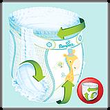 Подгузники-трусики Pampers Pants Размер Размер 3 (Midi) 6-11 кг, Впитывающие Каналы, 120 подгузников, фото 5