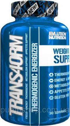 Жіросжігателя EVLution Nutrition TRANS4ORM 120 капс., фото 2