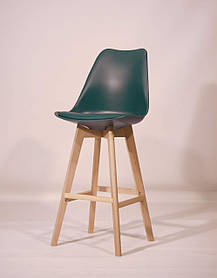 Барный стул Milan, бирюзовый