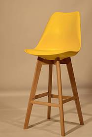 Барный стул Milan, желтый