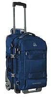 Сумка-рюкзак на колесах Granite Gear Cross Trek 2 Wheeled 926092, синяя, 53л