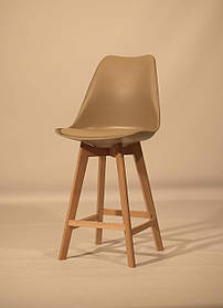 Барный стул Milan, бежевый
