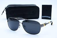 Солнцезащитные очки ChHBuek в серебре, фото 1