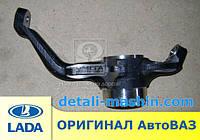 Кулак поворотный левый ВАЗ 2123 Нива-Шевроле (пр-во АвтоВАЗ) 2123-3001015