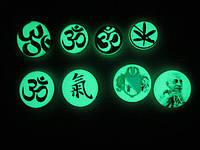Светящиеся значки