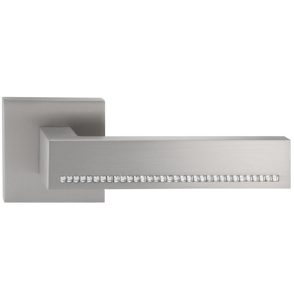 Дверная ручка Oro&Oro  106СR-13E PN (перламутровый никель)
