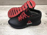 Кроссовки с мехом в стиле  Reebok, фото 1