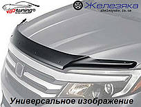 Дефлектор капота (мухобойка) Acura CSX 2005–2009 (Vip Tuning)