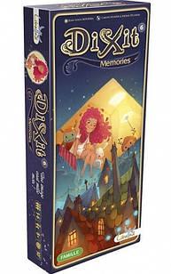 Диксит 6 Воспоминания (Dixit 6 Memories) настольная игра