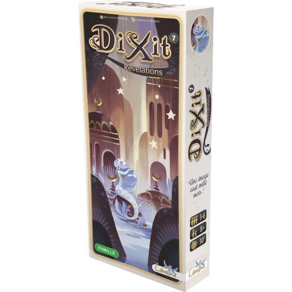 Диксит 7 Откровения (Dixit 7 Revelations) настольная игра