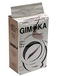 Молотый кофе Gimoka Gusto Ricco Bianco 250 г. Италия (Джимока)