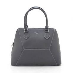 Женская сумка David Jones 5709-3 Серая