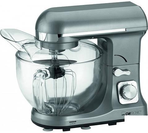 Кухонная машина (4,7 л., тестомес, профессиональный миксер) CLATRONIC KM 3663 titan, фото 2