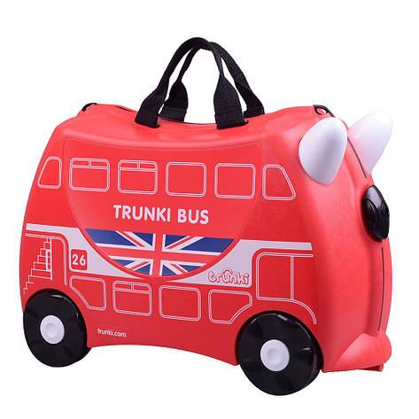 Дорожная сумка TRUNKI 0186, фото 2