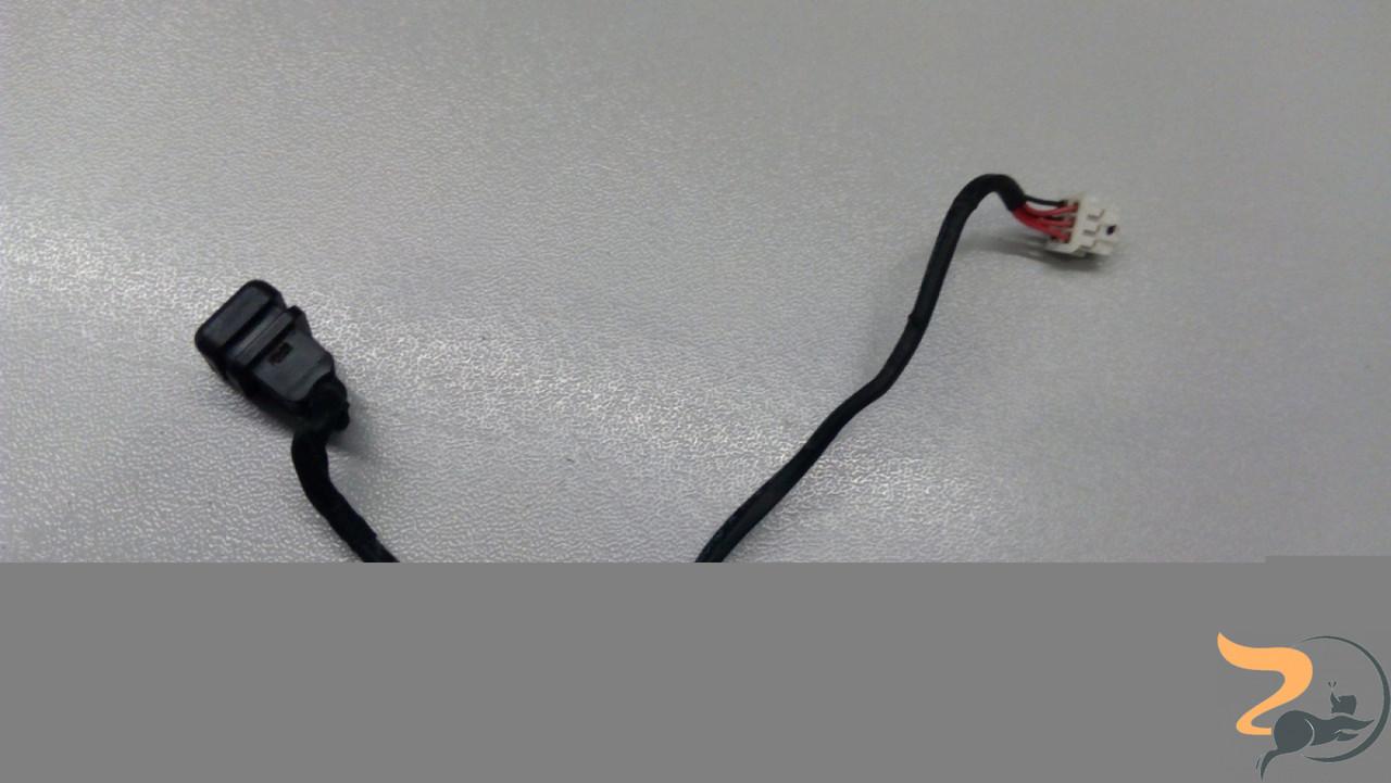 Роз'єм живлення для ноутбука Abook 560HD, б/в