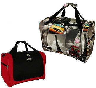 Дорожная сумка RGL 34 л, фото 2