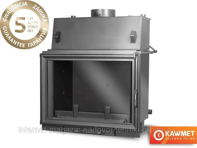 Топка каминная Kawmet W7 CO (25.3 kW) с водяным контуром