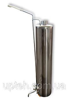 Титан Водогрійний + Набір кранів і душ, Водогрійна колонка