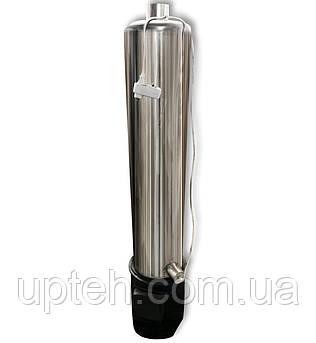 Титан Водогрійний Електро (Універсальний) + Топка, Водогрійна колонка