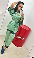 Женский халат + штаны (мод. 0870), фото 1