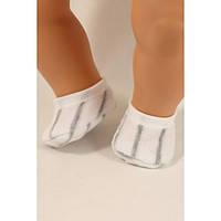 Тапочки велюровые - одежда и обувь для кукол типа Baby Born