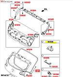 Кнопка відкриття багажника, KIA Ceed 2012-16 JD, 81260a5000, фото 4
