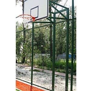 Стойка баскетбольная PlaySport (под щит 1200х900 мм. вынос 450-600 мм.), код: SS00083