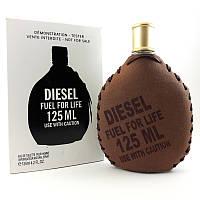 Тестер туалетна вода Diesel Fuel for Life Pour Homme (Дизель Фуел фо Лайф Пур Хом), 125 мл, фото 1