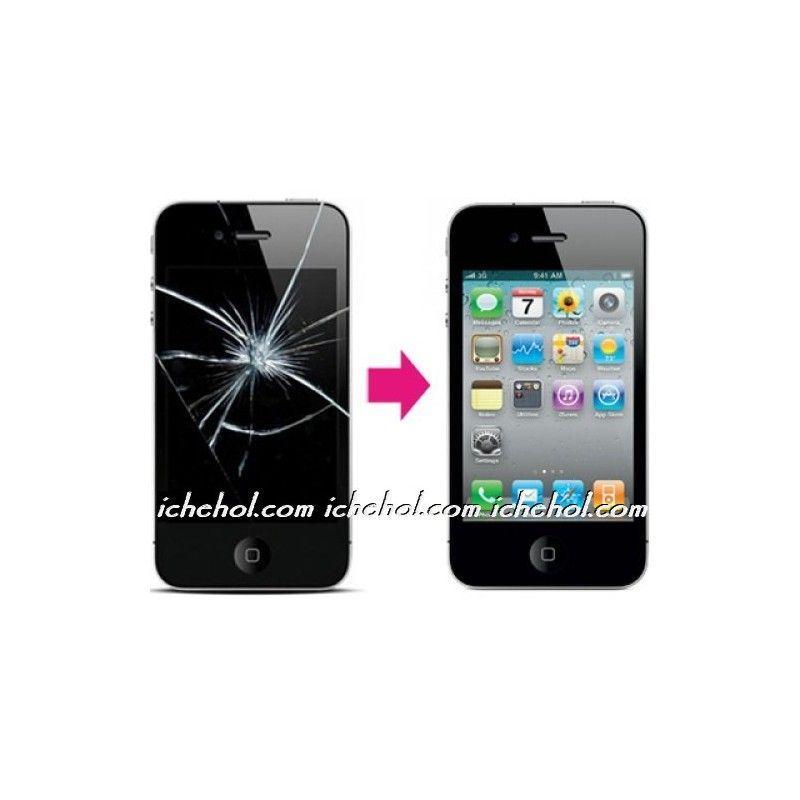 замена тачскрина iphone 4s стоимость