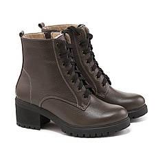 VM-Villomi Женские зимние ботинки на не высоком каблуке