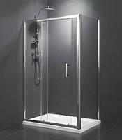 Душевая кабина (угол) прямоугольная Dusel A-515 (120*80*190) Clear (прозрачное стекло)